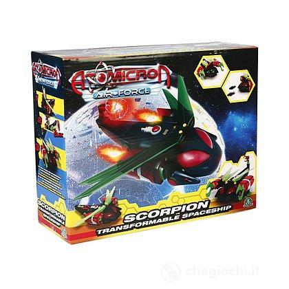 Scorpion Atomicron Veicolo trasformabile
