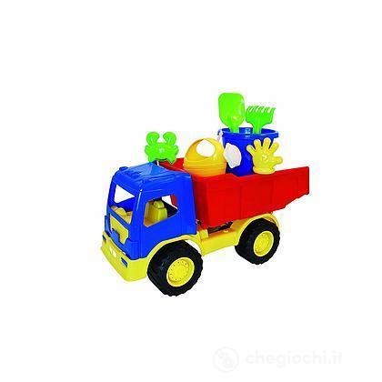 Camion con Accessori Mare (634)