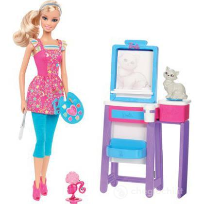 Barbie I Can Be... Pittrice  (V6933)