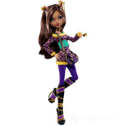 Monster High Doll - Clawdeen Wolf 2011 (V7990)