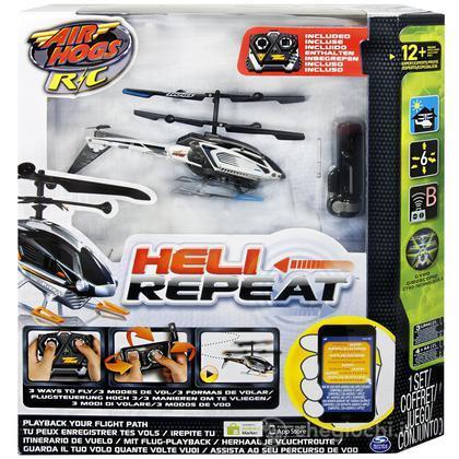 Heli Repeat Elicottero R/C comandabile anche con Smartphone