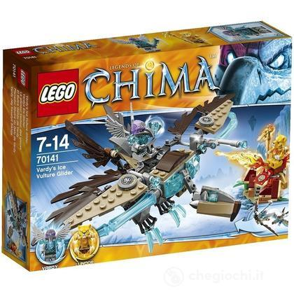 Aliante-Avvoltoio di Vardy - Lego Legends of Chima (70141)