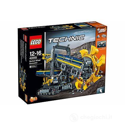 Escavatore a ruota - Lego Technic (42055)
