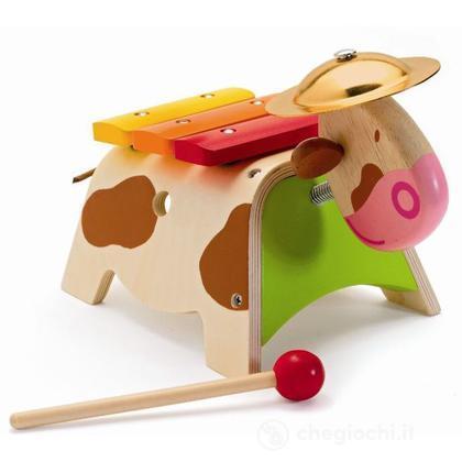 Xilofono Doremì la mucca (DJ06402)