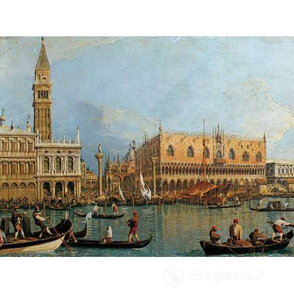 Canaletto: Palazzo Ducale