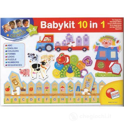 Baby kit 10 in 1