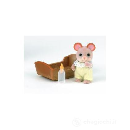 Bebè con accessorio: topo di città (3403)