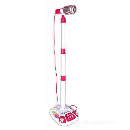 Microfono Palcoscenico con effetti ( 40 1072)