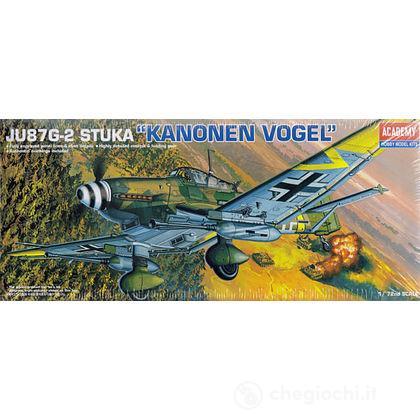 Aereo JU-87G-2 Stuka 1/72 (AC12404)