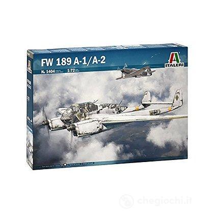 Aereo Fw-190 A-1 1/72 (IT1404)