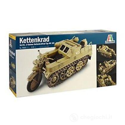 NSU HK 101 Kettenkrad 1/9 (7404)