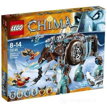 Mammut di ghiaccio di Maula - Lego Legends of Chima (70145)