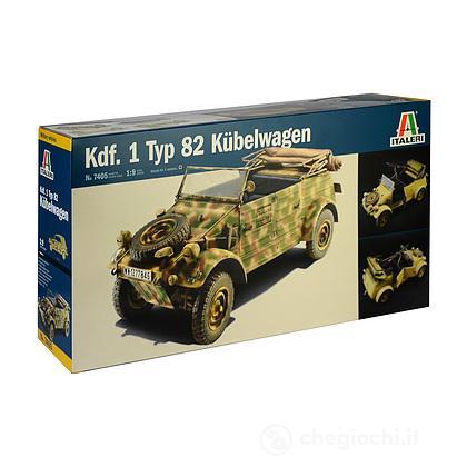 Mezzo militare Kdf.1 Typ 82 Kubelwagen (IT7405)