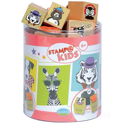 Stampo Kids - Animali Spiritosi