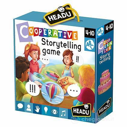 Cooperative Storytelling (MU24063)