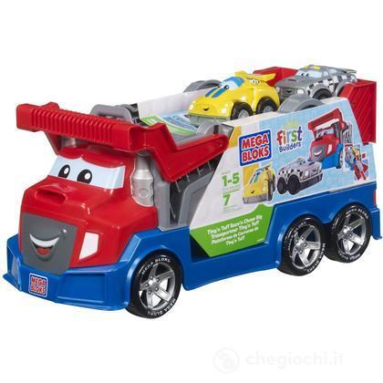 Tiny 'n Tuff Camion bisarca (80407U)