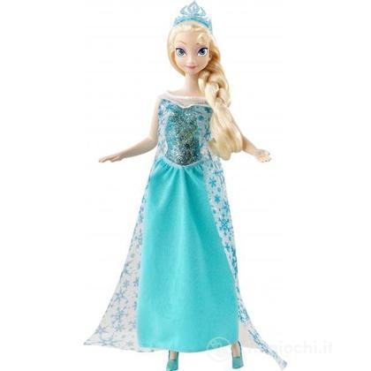Elsa - Frozen sorelle musica incantata (Y9967)