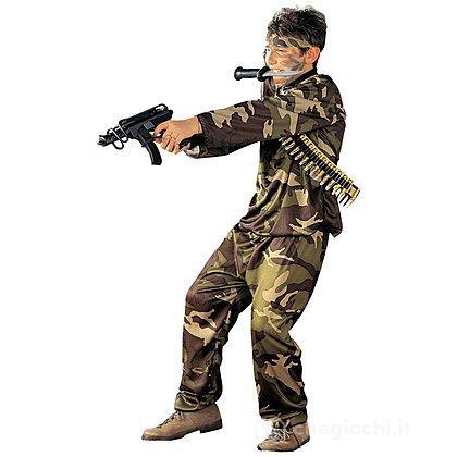 Costume Soldato 8-10 anni