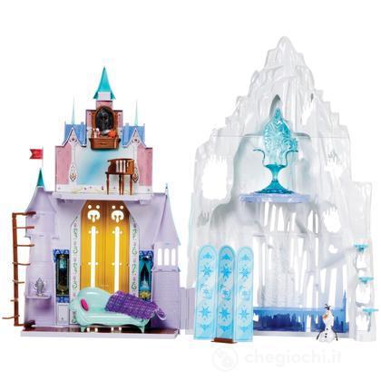 Castello e Palazzo di Ghiaccio Frozen (Y9968)