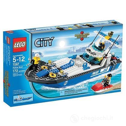 LEGO City - Motoscafo della Polizia (7287)