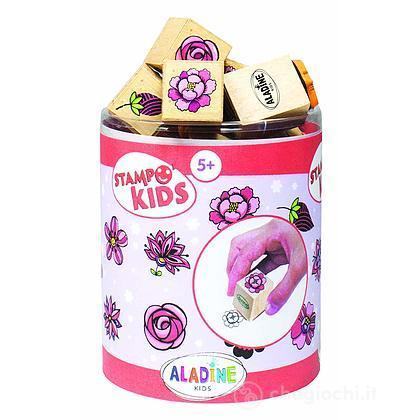 Stampo Kids - Fiori (ALD-K409)