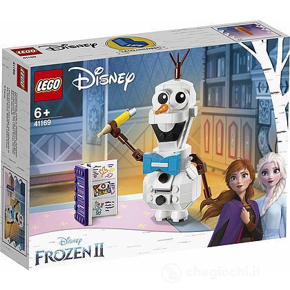 Olaf Frozen 2 - Lego Disney Princess (41169)
