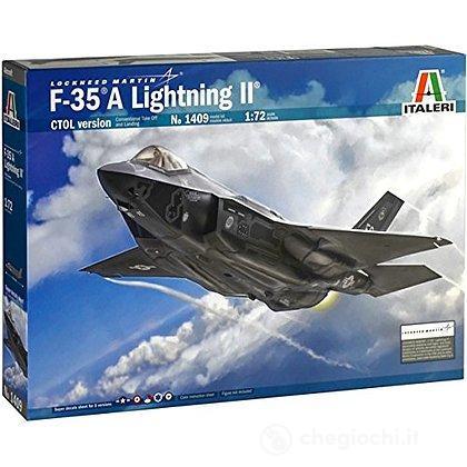 Aereo F-35A 1/72 (IT1409)