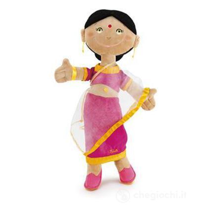 Bambola Pezza Indiana Swami grande