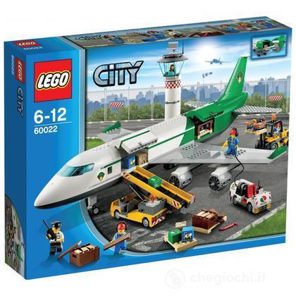Terminale merci - Lego City (60022)