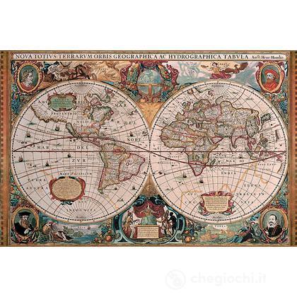 Antico mappamondo