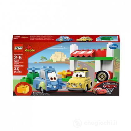 LEGO Duplo Cars - Luigi in Italia (5818)