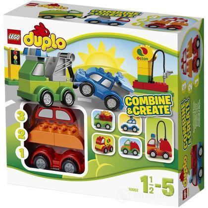 Crea le tue macchinine - Lego Duplo Mattoncini (10552)