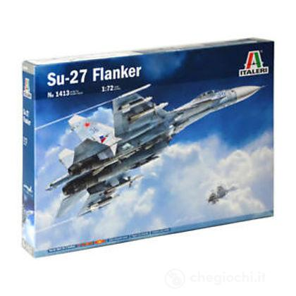 Aereo Su-27 Flanker 1/72 (IT1413)
