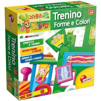 Carotina trenino Forme e Colori (44139)