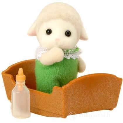 Bebè pecora con accessori (3413)