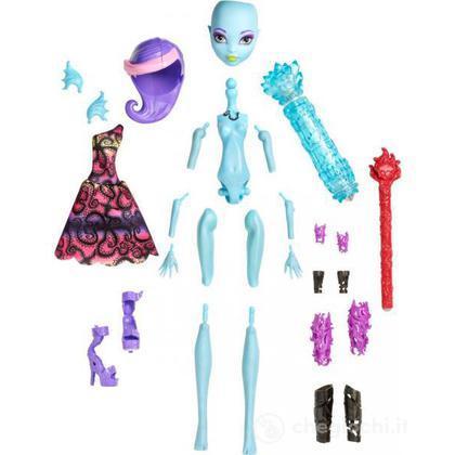 Crea La Tua Monster High Cambia Colore Creepy ( Y7725)