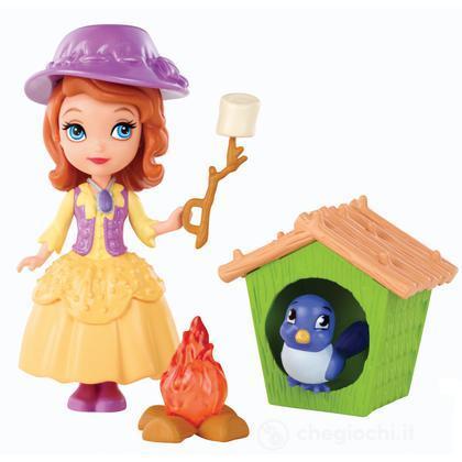 Disney Small Doll Sofia Buttercup (BDK46)