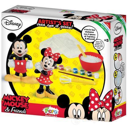 Crea con il gesso Mickey Mouse & Minnie (5414)