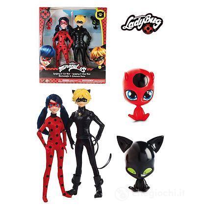 miraculous ladybug giocattoli prezzi bambole