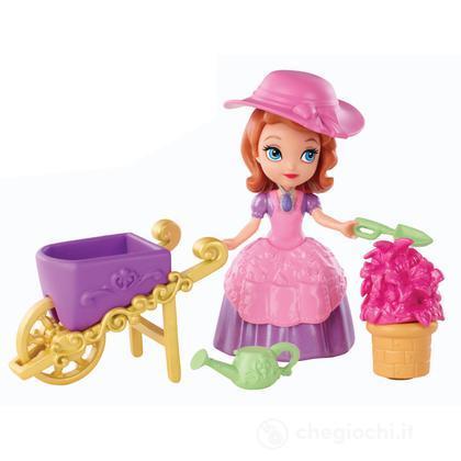 Disney Small Doll Sofia Giardino incantato (BDK47)