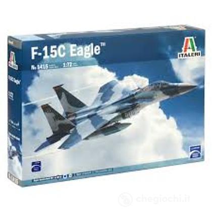Aereo F-15C Eagle 1/72 (IT1415)
