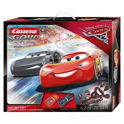 Pista Cars 3 Fast Not Last GO!!! (20062416)
