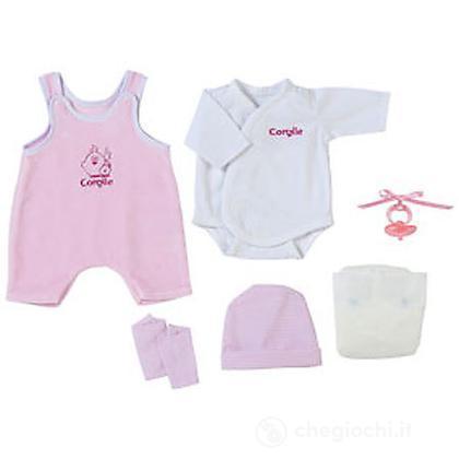 Set nascita bebè piccola