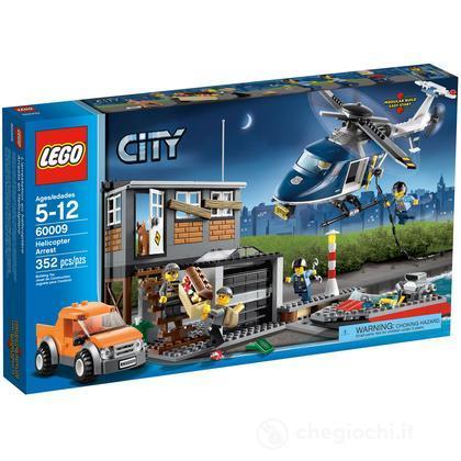 Arresto in Elicottero - Lego City (60009)