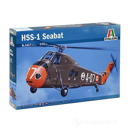 Elicottero Hss-1 Seabat 1/72 (IT1417)