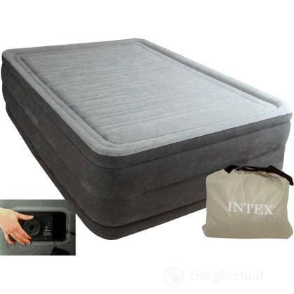 Airbed comfort plush matrimoniale cm 152x203x56 (64418)