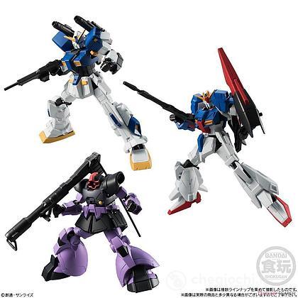 Ms Gundam G-Frame S.2 (10 Pcs Display)