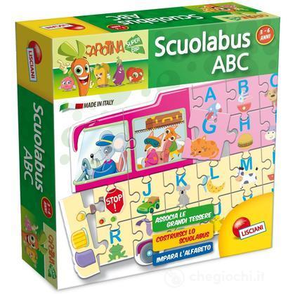 Carotina Scuolabus ABC (44184)