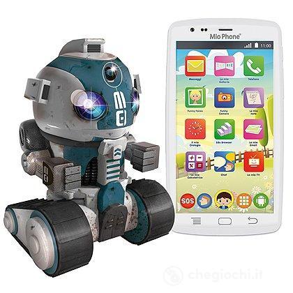 Mio Phone 5 3G + Robot (64182)