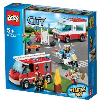 Lego City Starter Set - Lego City (60023)